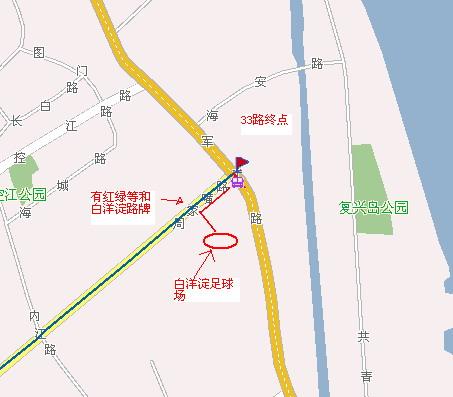 上海白洋淀专业足球场